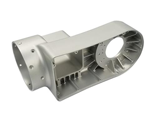 铝合金协作机械臂零件