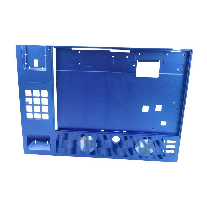 机加工铝合金6061自动化设备零件定制