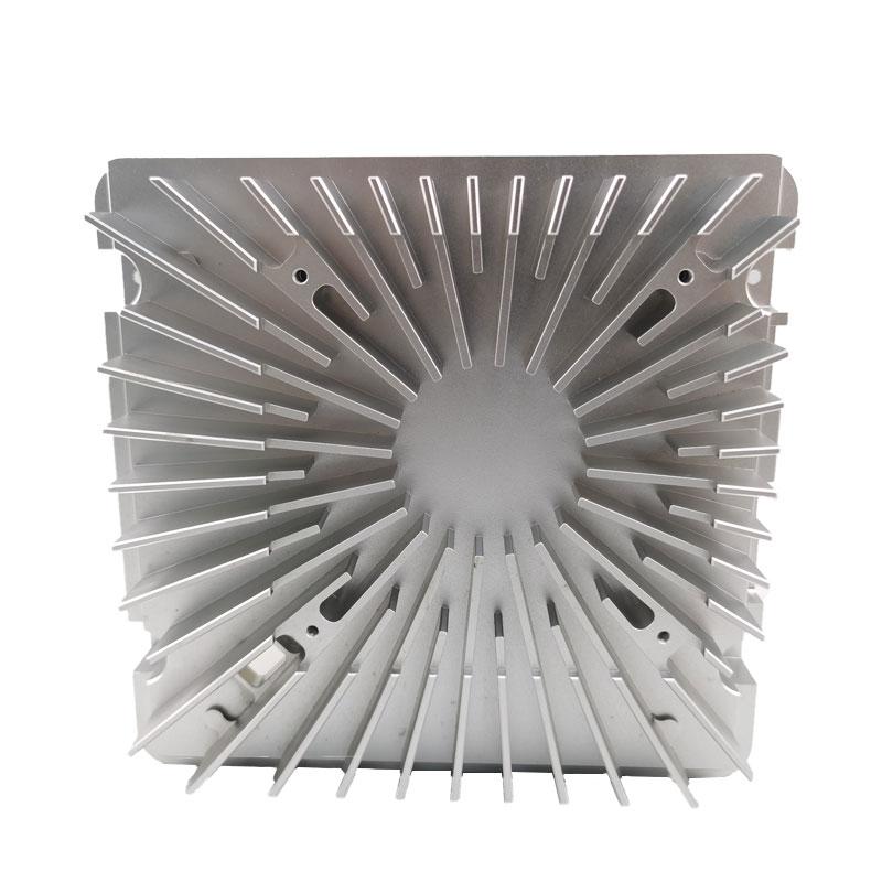 6061铝合金零件机加工