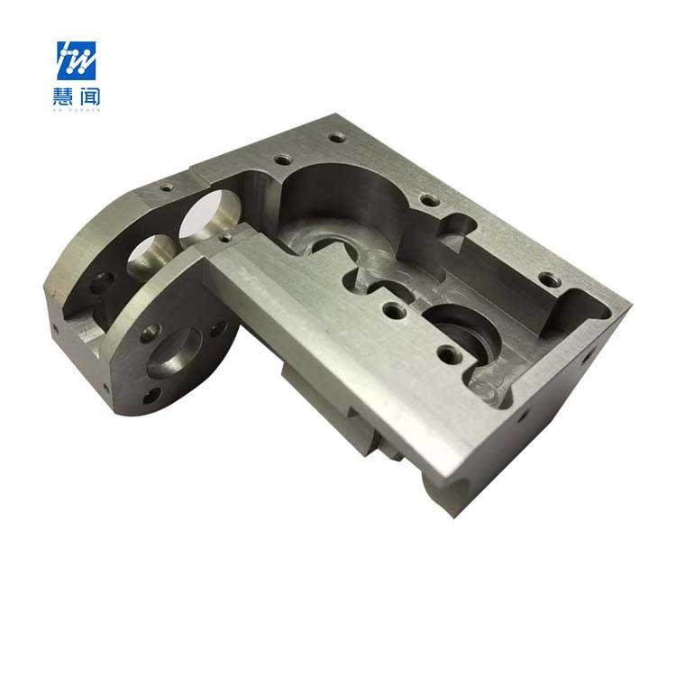 CNC批量加工机器人零件加工铝合金结构件